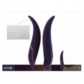 Sex Toy Aviva Vive vibromasseur violet