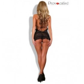 nuisette mambo - provocative - nuisette - noire
