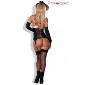 rose desir corset - provocative