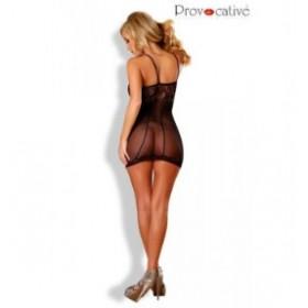 Robe sexy Shoala - PROVOCATIVE - noir