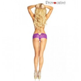 Shorty Mambo - PROVOCATIVE - violet