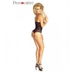 guepiere - provocative - noir