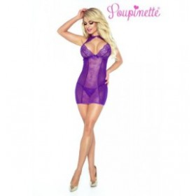 nuisette - provocative - violet