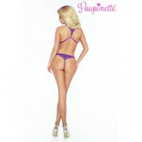 Body Purple - provocative - violet