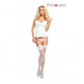 corset Honey moon - PROVOCATIVE - ivoire