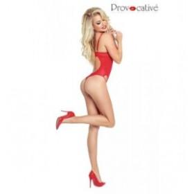 body code interdit - provocative - rouge
