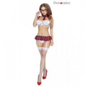 costume - miss teacher - écolière sexy