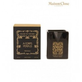 A corps perdus - Maison close - Bougie de massage - Patchouli