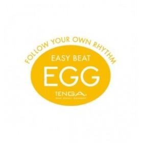 egg wavy - tenga - masturbateur - blanc