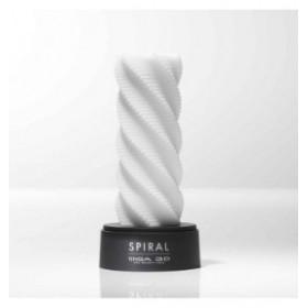 3d spiral - tenga - masturbateur - blanc