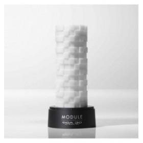 3d module - tenga - masturbateur - blanc
