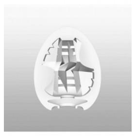 Egg Thunder - TENGA - Masturbateur - Blanc