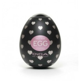lovers egg - tenga - masturbateur - noir