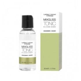 mixgliss silicone tonic - lubrifiant - gingembre