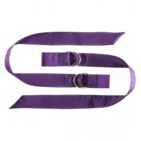 lien de bondage boa violet