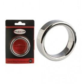 cockring lourd acier - métal - Metal Ring Professional 44 - MALESATION