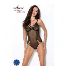 Body sexy-Noir-Melania teddy-PASSION